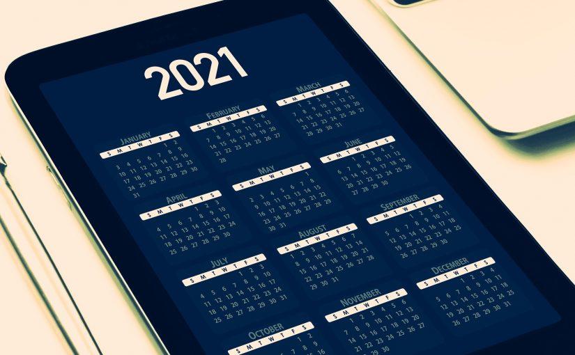 CARBAFIN Calendar